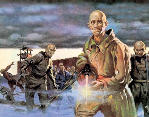 ЦРУ планировало вооружить зэков ГУЛАГа - бывших белогвардейцев, власовцев, бандеровцев, литовских лесных братьев и прочую недобитую сволочь