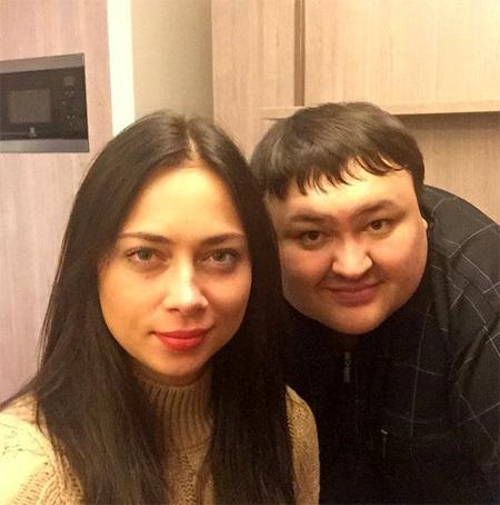 Настасья САМБУРСКАЯ, Данис ГЛИНШТЕЙН
