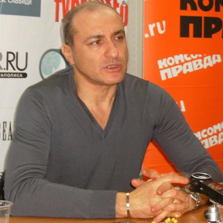 Михаил ТУРЕЦКИЙ (Фото Елены СЕМИБРАТОВОЙ)
