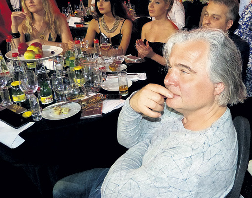 Леонид Борисович вернулся в шоу-биз