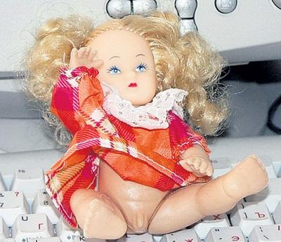 От таких куколок дети будут в трансе