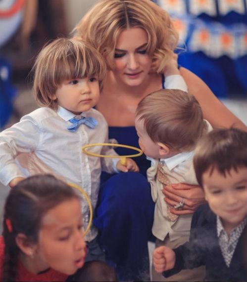 Дети и муж марии кожевниковой фото