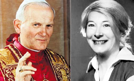 ИОАНН ПАВЕЛ II, Анна-Тереза