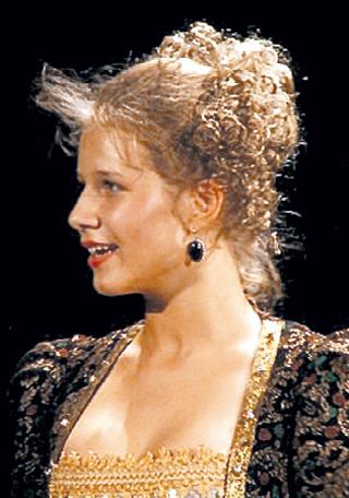 Молодая Василиса... Фото: Vk.com