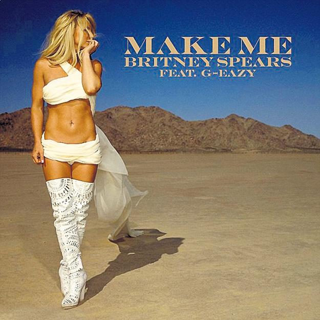 Сингл «Make Me» - флагман нового альбома Бритни СПИРС