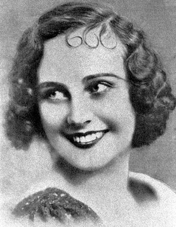 Татьяна МАСЛОВА. Мисс Россия 1933