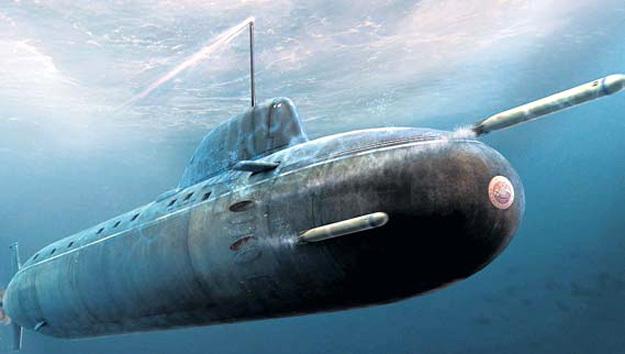 ...но один залп «Ясеня» уничтожит три такие плавучие базы. Фото с сайта militaryarms.ru