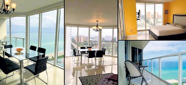 ...и квартиры за $824 тысячи