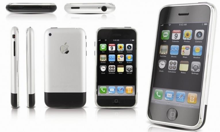 IPhone: 9января легендарному телефону  исполняется 10 лет
