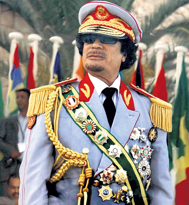 КАДДАФИ погиб, потому что верил западным «друзьям» и тянул с покупкой российского оружия. Фото: © Reuters