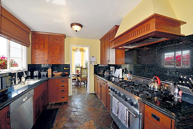 Кухня избавлена от новомодных веяний