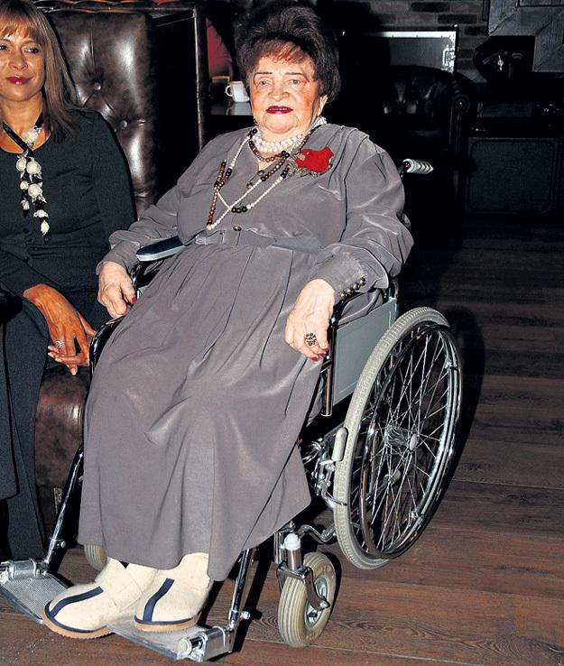 Александра Георгиевна