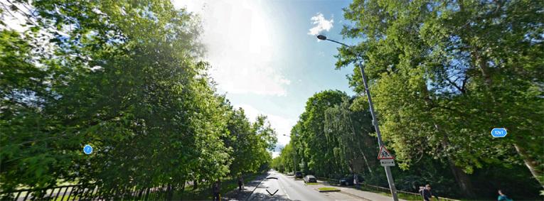Радужная улица без радуги