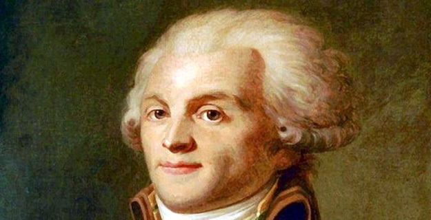 Робеспьер, лидер якобинцев. Фото с сайта amazingwoman.ru