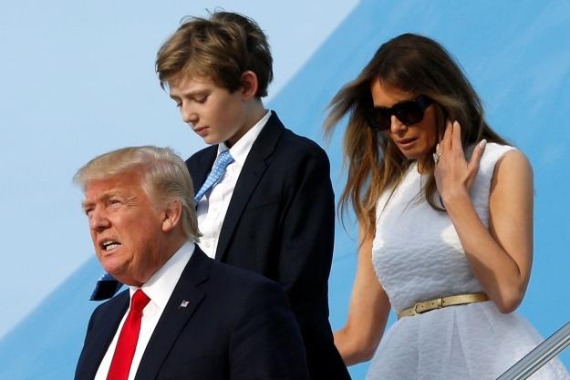 Трамп засекретил имена гостей Белого дома