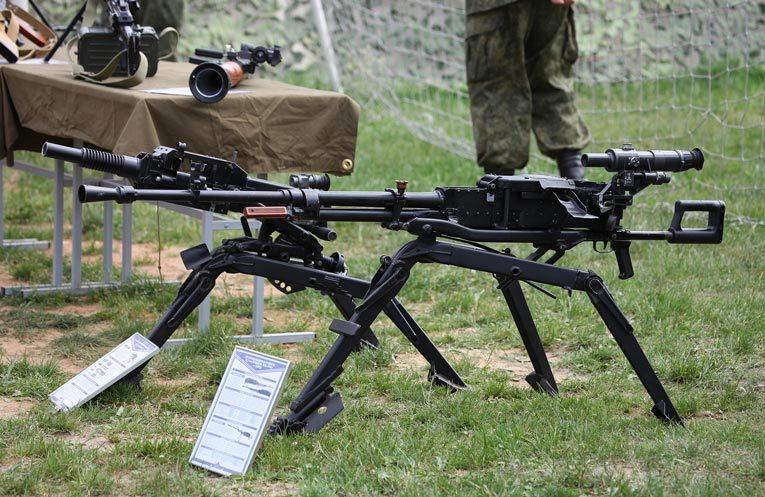 Пулемет «Утес». Фото: Википедия