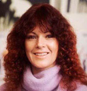 Анни-Фрид Лингстад, солистка шведской группы ABBA - самый известный ребенок «Лебенсборна»