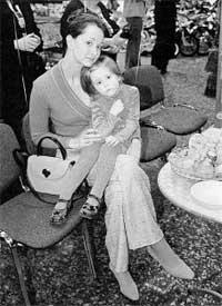 Семейное счастье: Ольга с дочерью Таней