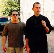 Михеев на всякий случай нанял телохранителя