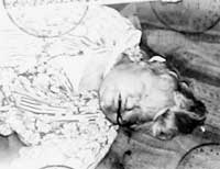 Убитая Мария БАЗАРКИНА