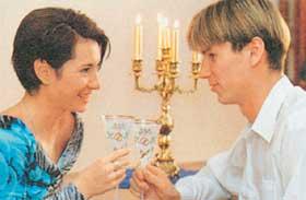 КАПИТАН &#034СПАРТАКА&#034: давно влюблен в свою жену