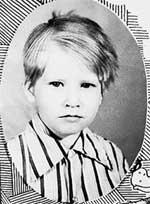 ПЛЕМЯННИК ВОЛОДЯ: в детстве был зрячим