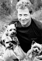 ТРЕНЕР &#034ЗЕНИТА&#034: дома в Чехии с ним жили три собачки