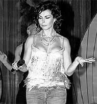ЛАДА ДЭНС: &#034надувной бюст&#034 украшает ее тело уже много лет