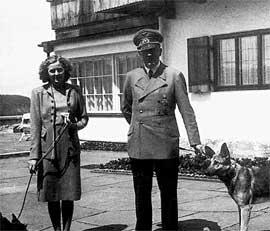 ВМЕСТЕ НАВСЕГДА: Гитлер мечтал о супруге-домохозяйке, которая бы не лезла в политику