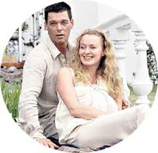 МИХАИЛ МАМАЕВ И НАТАЛЬЯ ГУДКОВА: семья банкира Андреева казалась такой благополучной