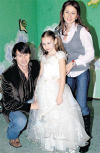 ЗАБОТЛИВЫЙ ОТЕЦ: ради жены Вероники и дочки Ани отказался играть за сборную России