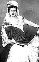 ВЕРА ДАВЫДОВА: оперная певица не побоялась изменять Сталину с маршалом