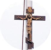 КРЕСТ НА МАЧТЕ: защищает молящихся