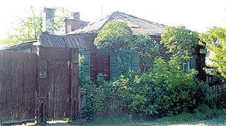 Дом многодетной четы в посёлке Черноборский