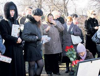 Первая жена ДЕДЮШКО Людмила ТОМИЛИНА, дочь Ксения, мама Светланы Людмила Георгиевна