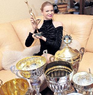 Дом у Ольги полная чаша