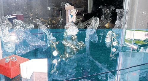 Хрустальный башмачок со времён Золушки пользуется особым спросом