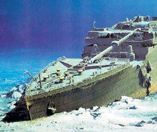 Уйдя на дно, «Титаник» начал приносить пользу экологии