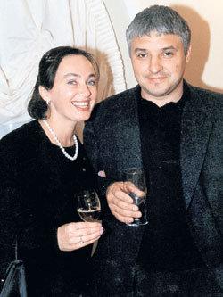 Гузеева лариса с мужем и детьми фото