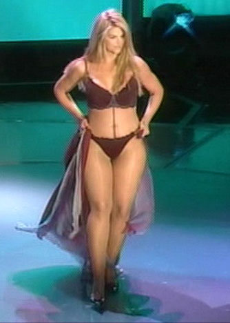 Кирсти Элли на шоу Опры в 2006 году