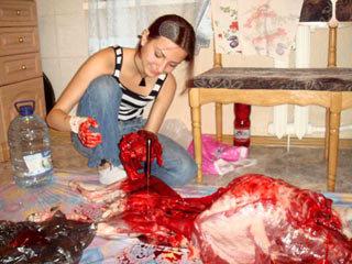 Видео пытки для девушек