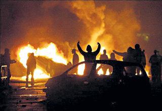 Арабские погромы в Париже продемонстрировали, насколько европейская культура чужда диким детям пустынь и оазисов