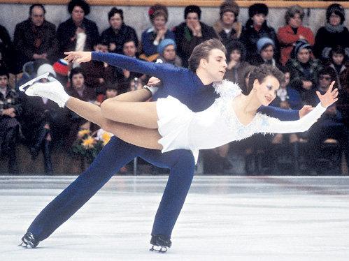 Ирина и Андрей стали парой не только на льду, но и в жизни (фото ИТАР-ТАСС)