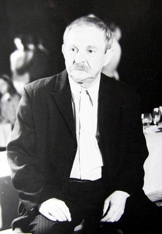 Актёр Борис НОВИКОВ