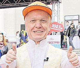 Владимир ТИШЕНКОВ. 49 лет