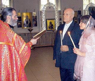 Этот брак освящён Церковью