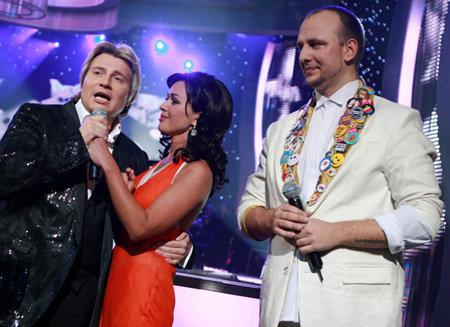 Басков обнимал Заворотнюк не только на сцене Фото kp.ua