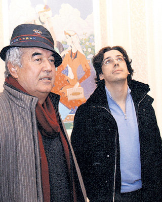 Такой красоты, как в Узбекистане, Масим ГАЛКИН не встречал ни в одной стране мира