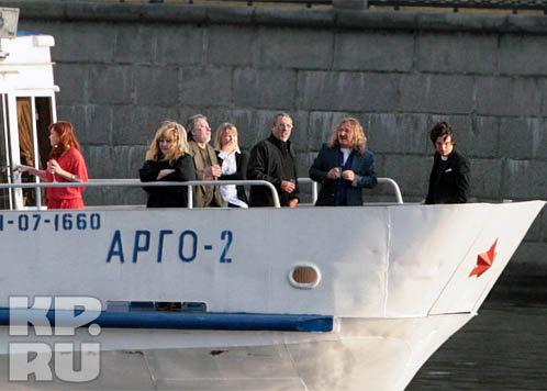Свой день рождения Пугачева отметила на корабле вместе с близкими друзьями и родными. Фото: kp.ru