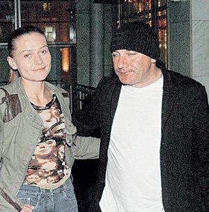 С Машей ГОЛУБКИНОЙ шоумен не сошёлся характерами